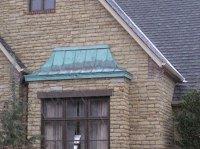 Bay Windows | Custom Copper Designs