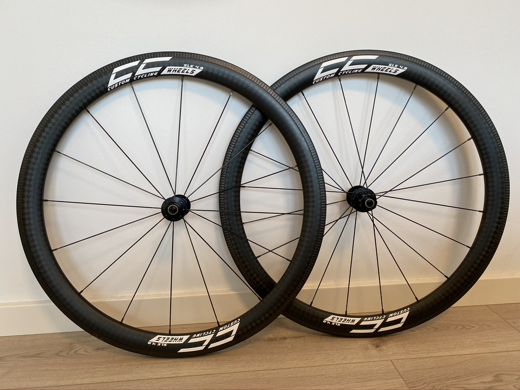 Custom Cycling Wheels SLE 4.8