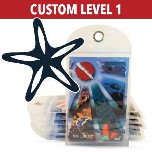 Custom Dive Log Level 1