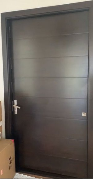 "54"" Wide Single door"