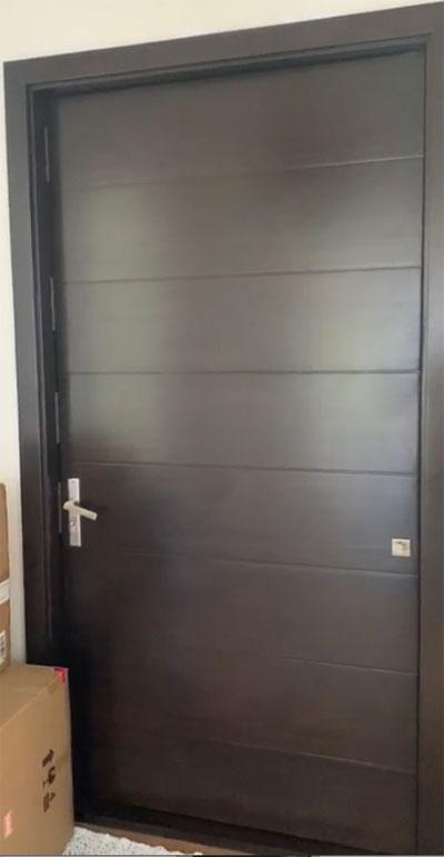 """54"""" Wide Single door"""