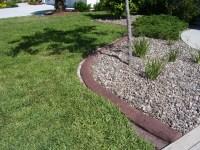 Precast Concrete Garden Edging Canberra