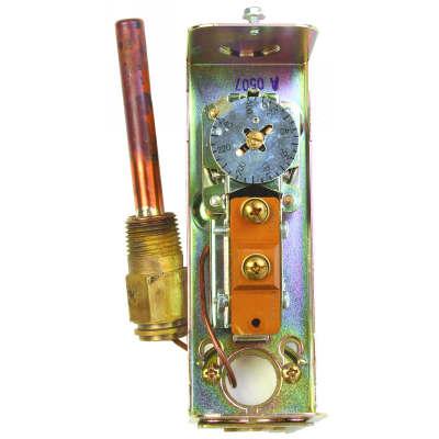 honeywell aquastat l4006a wiring diagram 98 civic ex fuse l4006a1009 u makes on temp fall 100 240f range factory stop