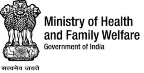 Contact of Ministry of Health, India support