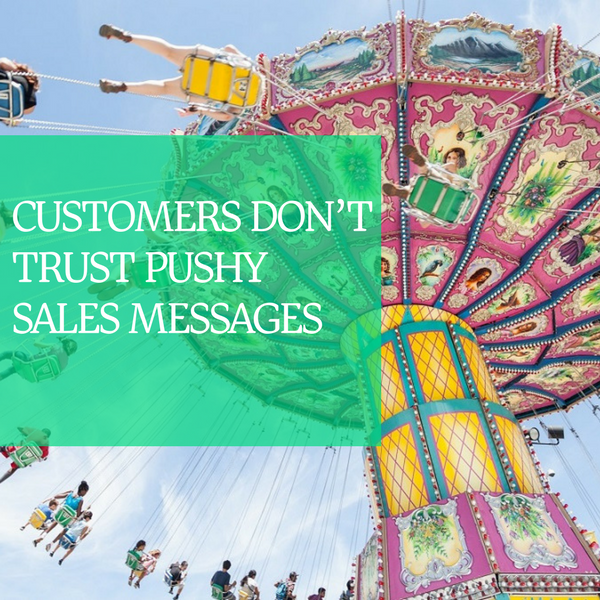 The experience a brand delivers is the only marketing channel that matters.