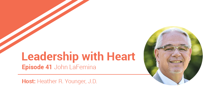 41: Leaders With Heart Are Genuine, Allowing Those Who They Lead To Be The Same