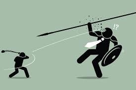 David vs Goliath: The Ultimate Underdog Prevails