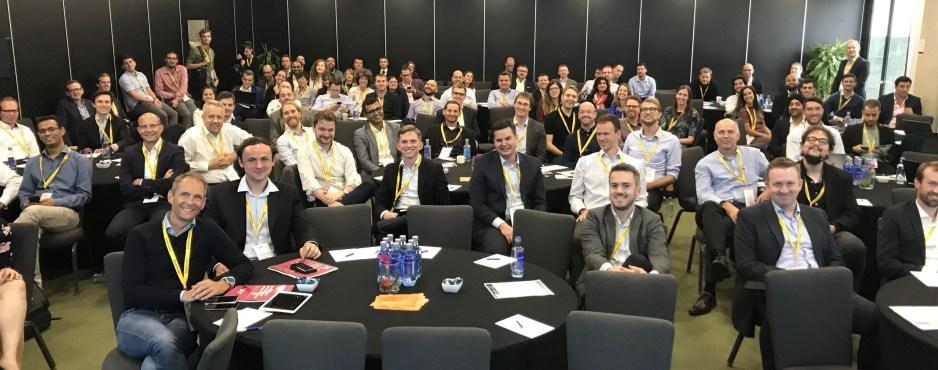 Data Leaders Summit Europe 2018