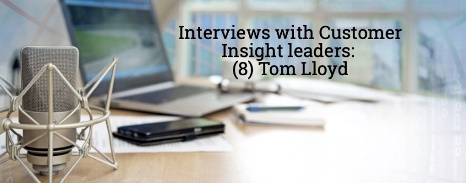 Tom Lloyd interview