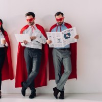 Are you a Superhero at work? Are you a cultural fit?