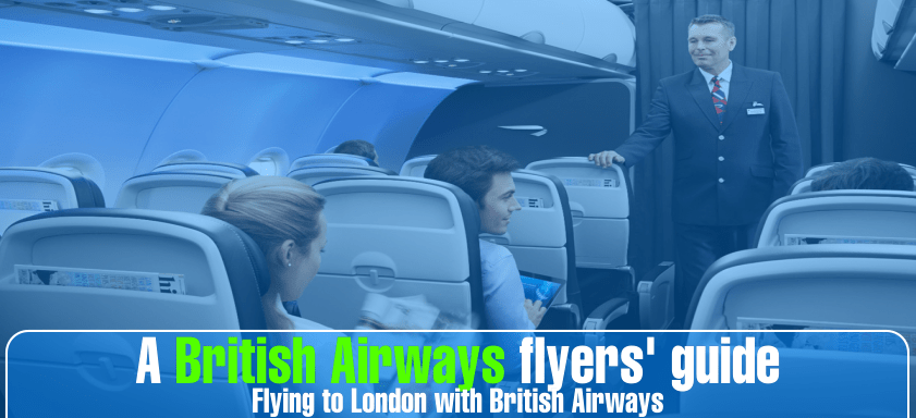 A British Airways Flyers Guide