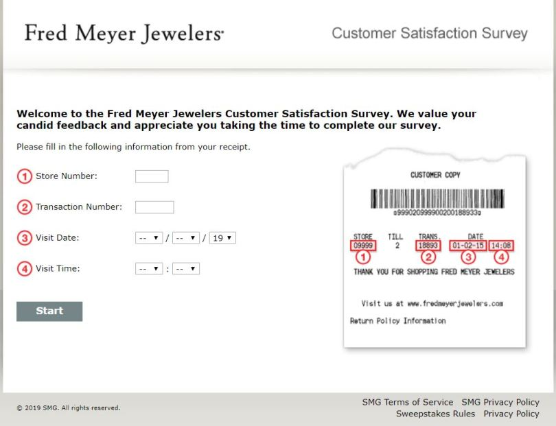 fred meyer sweepstakes