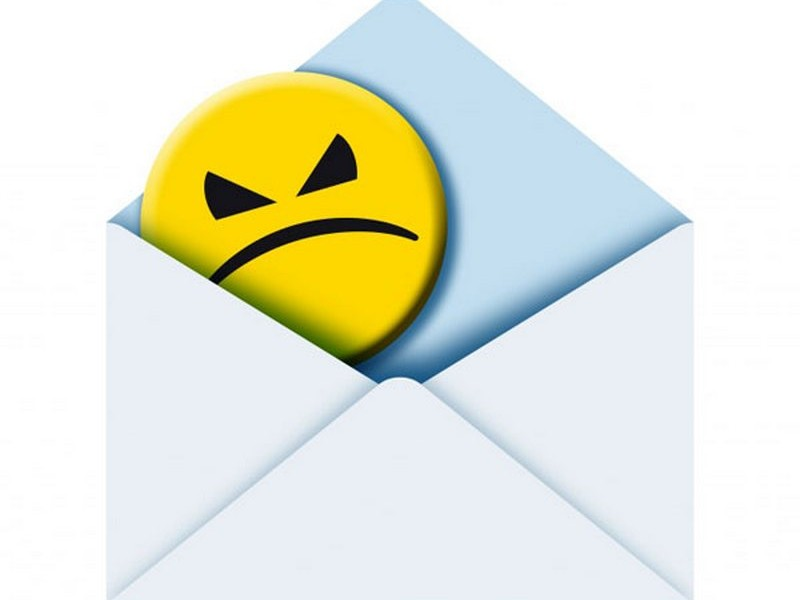 Image result for angry email""