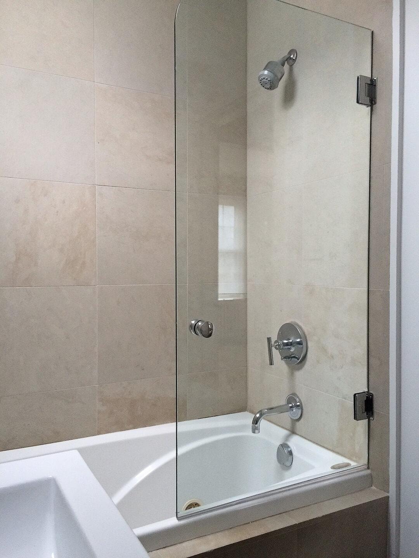 Splashguard Shower Doors and Fixed Panels
