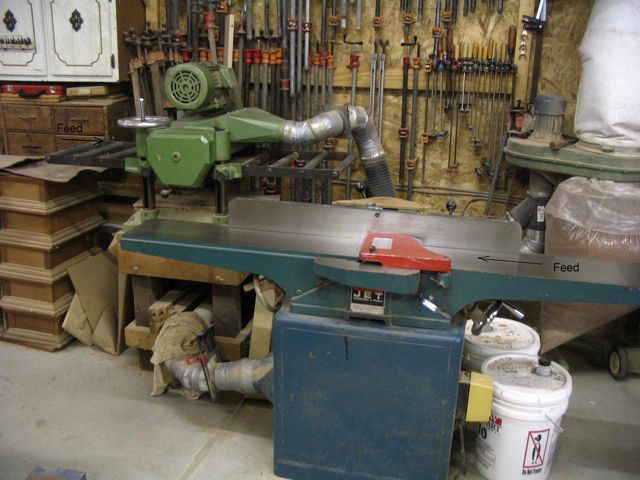 Jointer Or Planer First