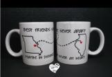Best Friends Forever Mug