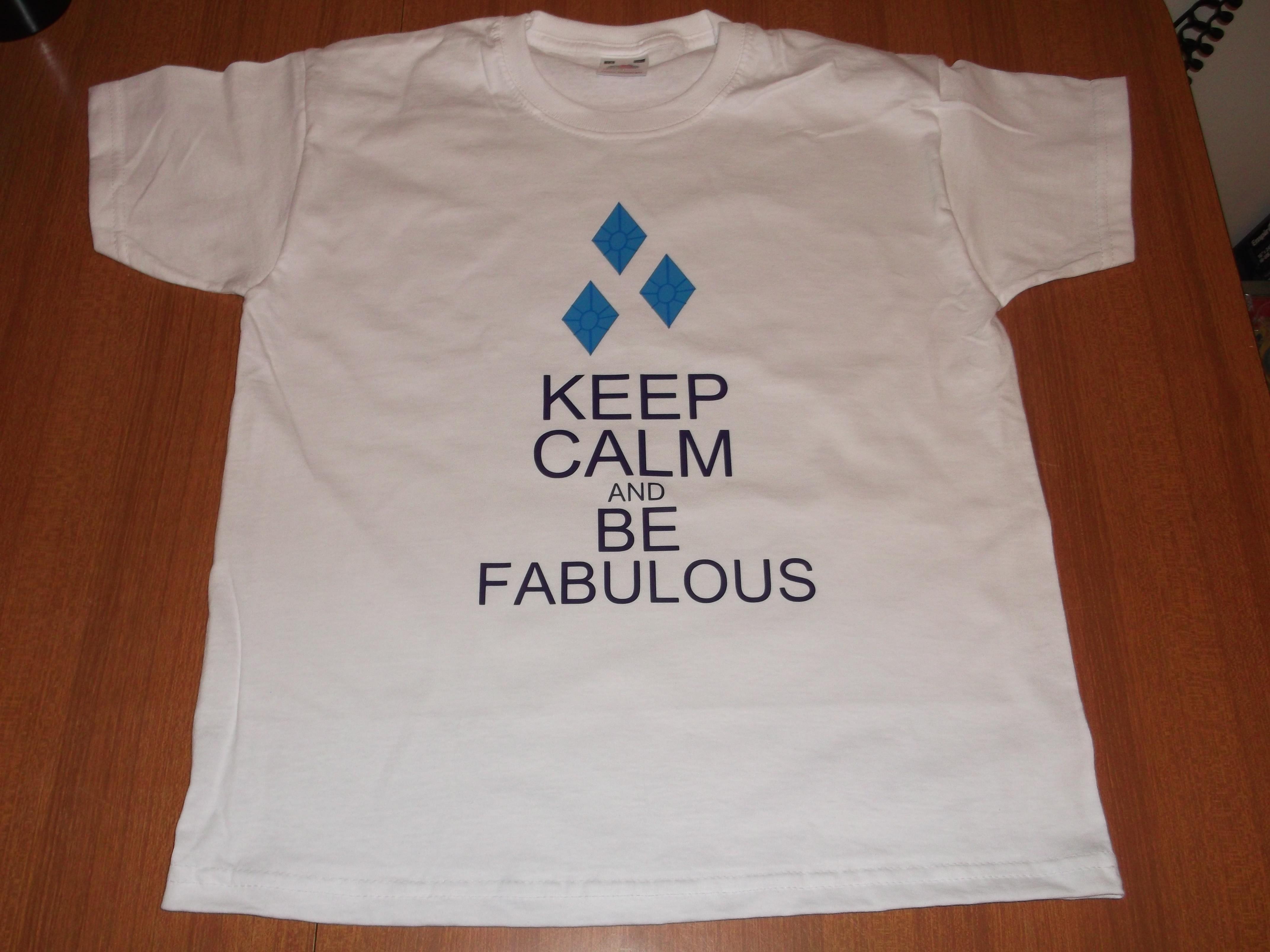 Design t shirt keep calm - Rainbow Dash Keep Calm And Canter On T Shirt