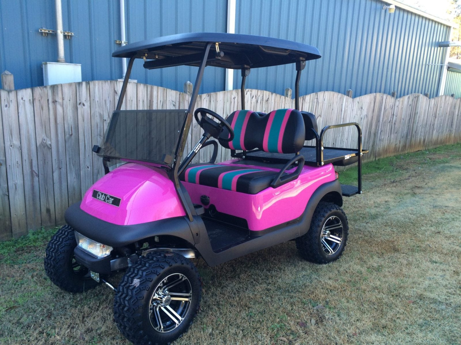hight resolution of pink club car precedent golf cart custom golf carts columbia sales services