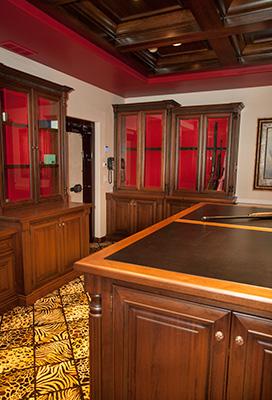 Vault Room Cabinetry  GunSafe  Amish Custom Gun Cabinets