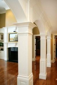 Custom Home Finish - Interior Finish Carpentry - Massachusetts