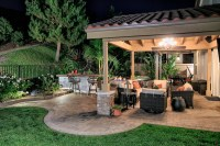 OUTDOOR LIVING SPACES  Design Custom Homes