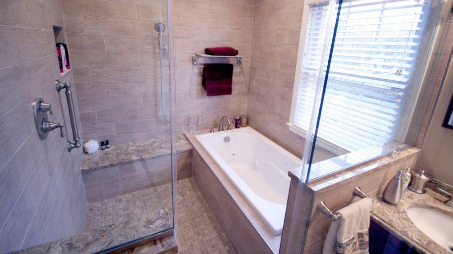 Wet Rooms aka Bathrooms  Design Custom Homes