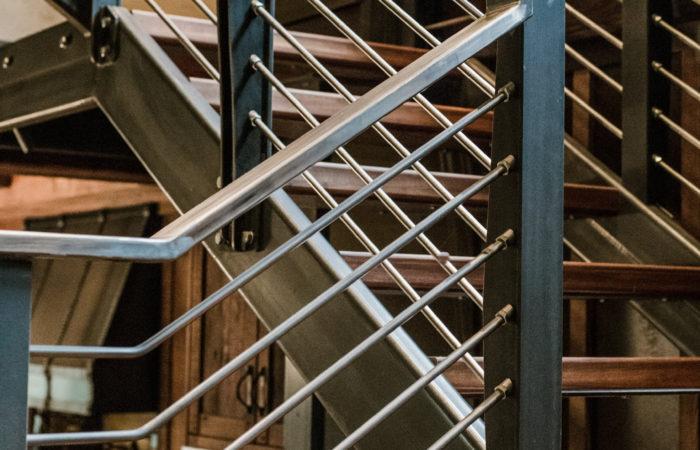 Stairs and Railing  Custom II Manufacturing