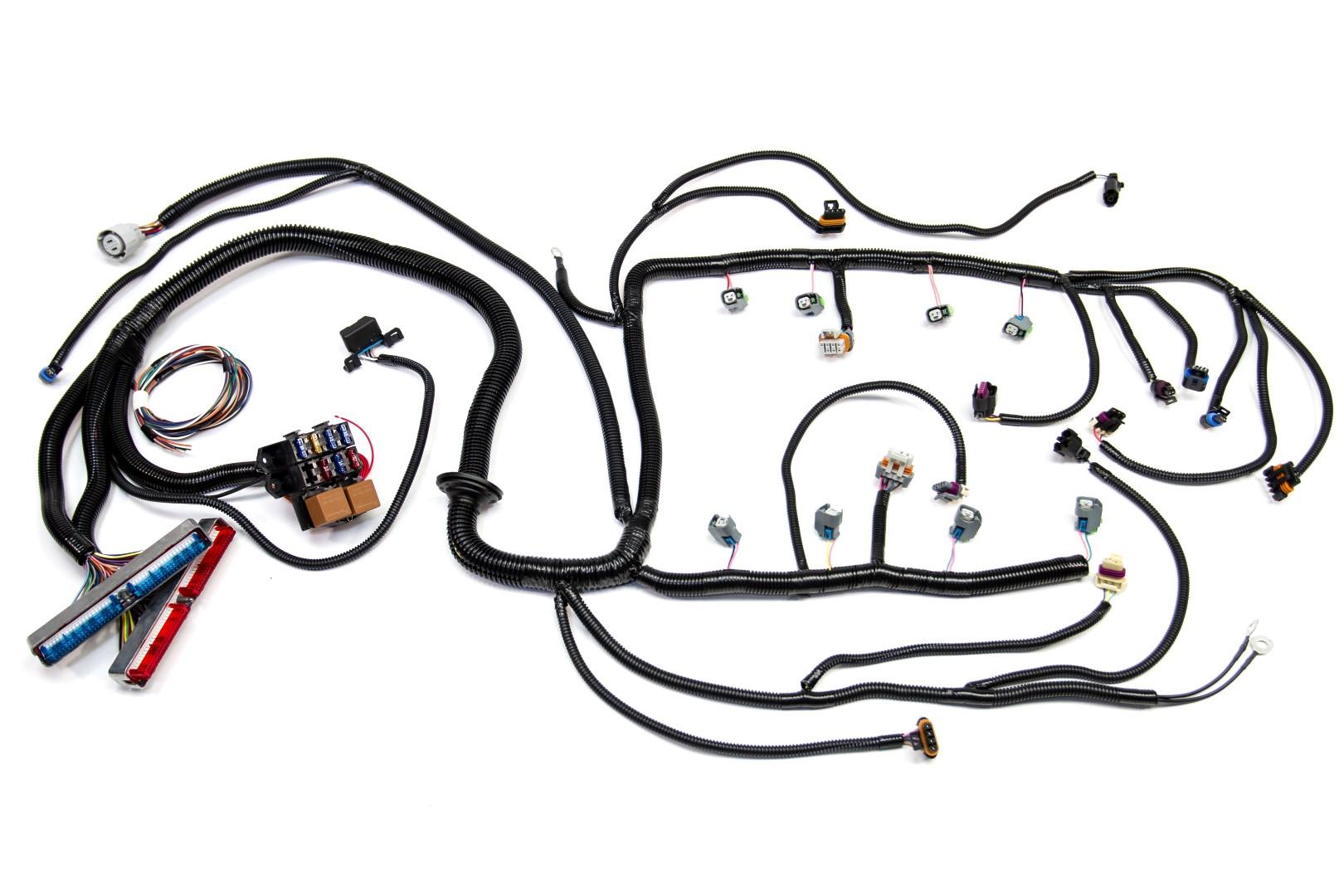 hight resolution of  06 13 gen iv ls2 ls3 w t56 tr6060 standalone wiring harness dbc ev1 inj