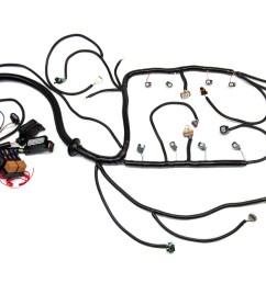 05 07 ls2 6 0l 58x standalone wiring harness w t56 tr6060 [ 1620 x 1080 Pixel ]