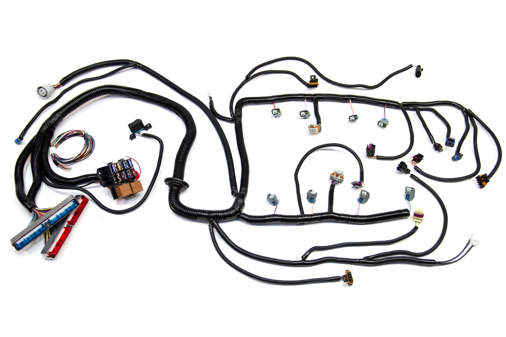 hight resolution of  06 13 gen iv ls2 ls3 w 4l60e standalone wiring harness dbc