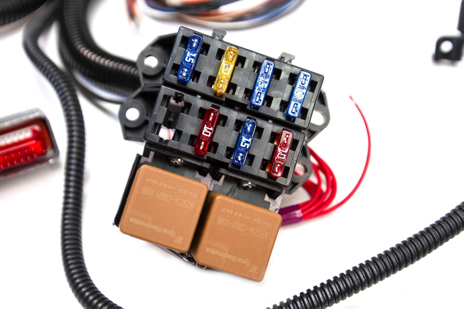 hight resolution of 06 13 gen iv ls2 ls3 w 4l60e standalone wiring harness dbc painless wiring harness ls3