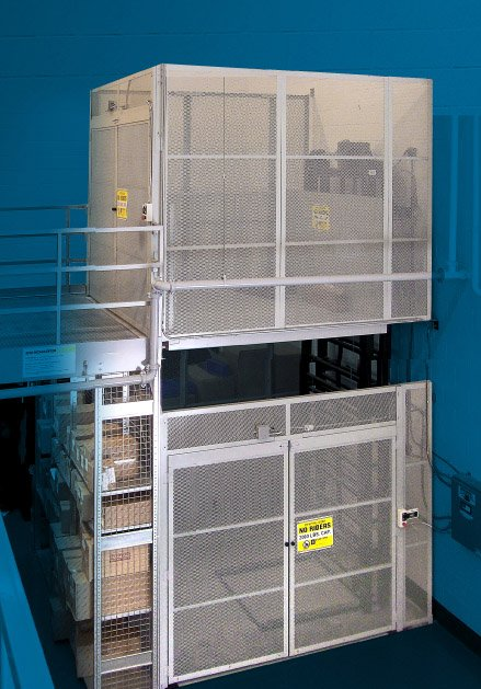 C Series VRC Lift, Vertical Conveyor from CIP