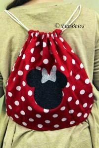 Inspirao: Minnie Mouse   CUSTOMIZANDO.NET - Blog de ...