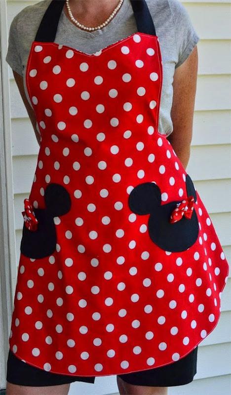 Inspirao Minnie Mouse  Customizando  Blog de