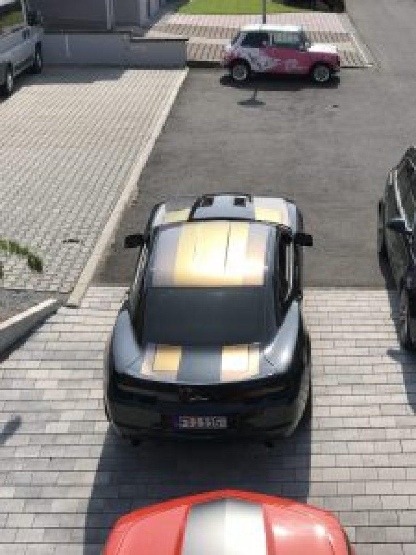 45th Chevrolet Camaro streifen