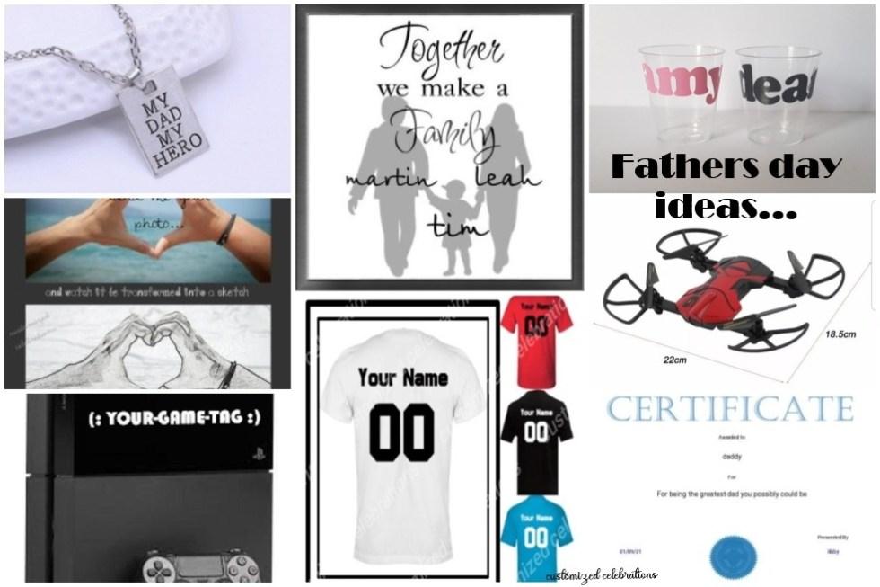 fathers days ideas