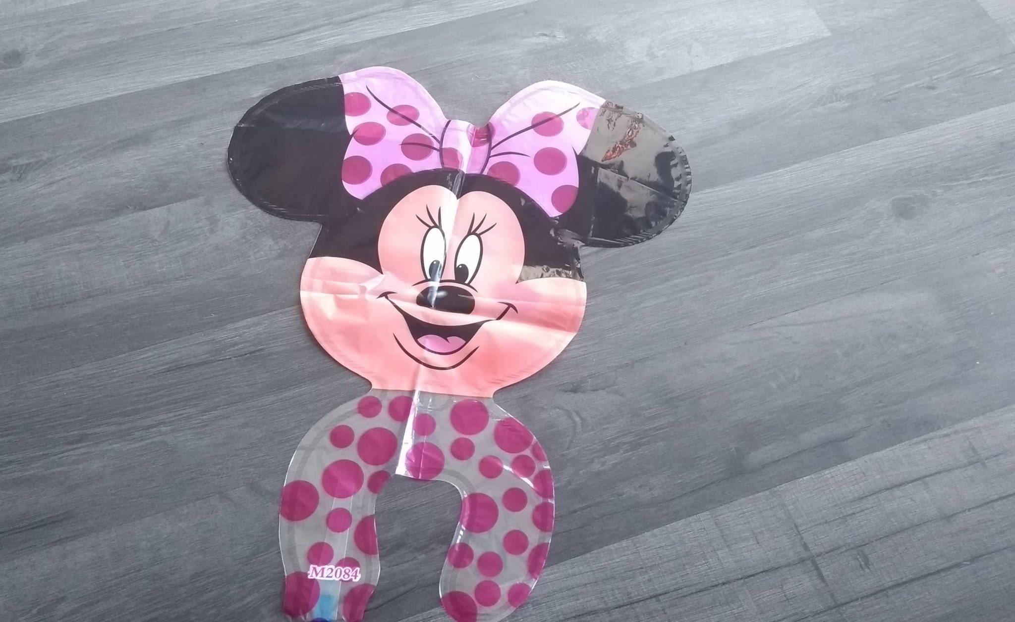 minnie mouse wrist balloon