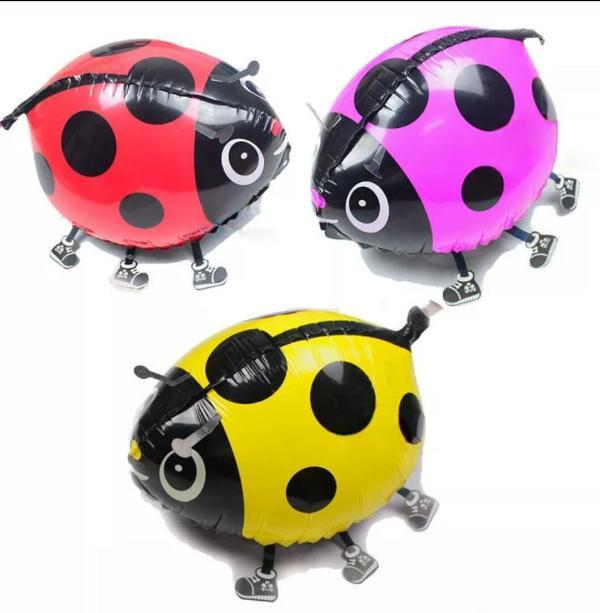 ladybug air walker balloons