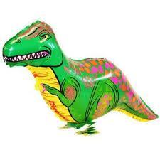 dinosaur air walker balloon