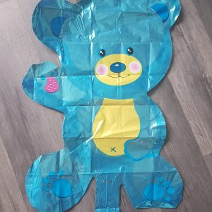 bear handheld foil balloon