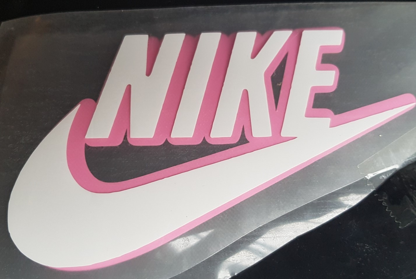 nike two colours