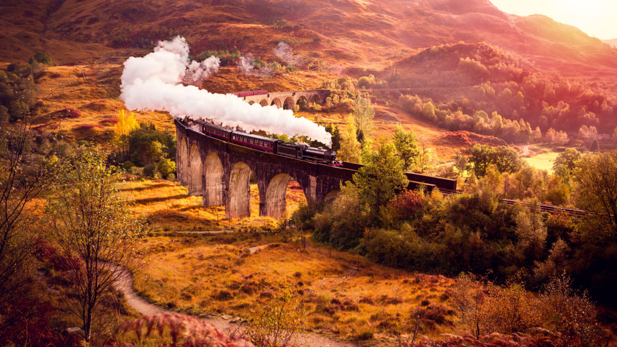 Kings Fall Wallpaper Scotland Wales And Southwest England Fall 2018