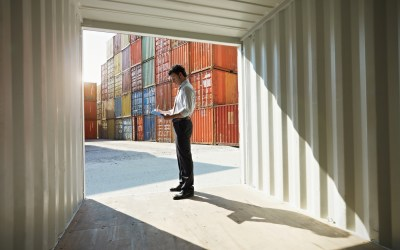 Customizing a Shipping Container