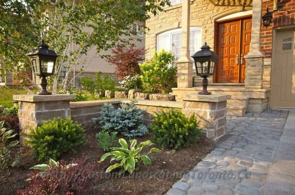 toronto landscaping design & interlock