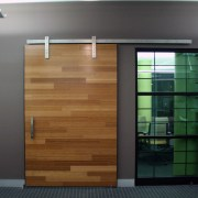 Custom Sliding Door Fabrication and Design
