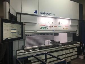 TruBend Press Brake