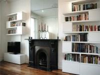 Alcove Units | Custom Alcove Units & Bookcases in Ireland