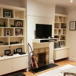 Built In Units For Living Room Ireland Simple Yet Elegant Alcove Tv Shelving Dublin Modern
