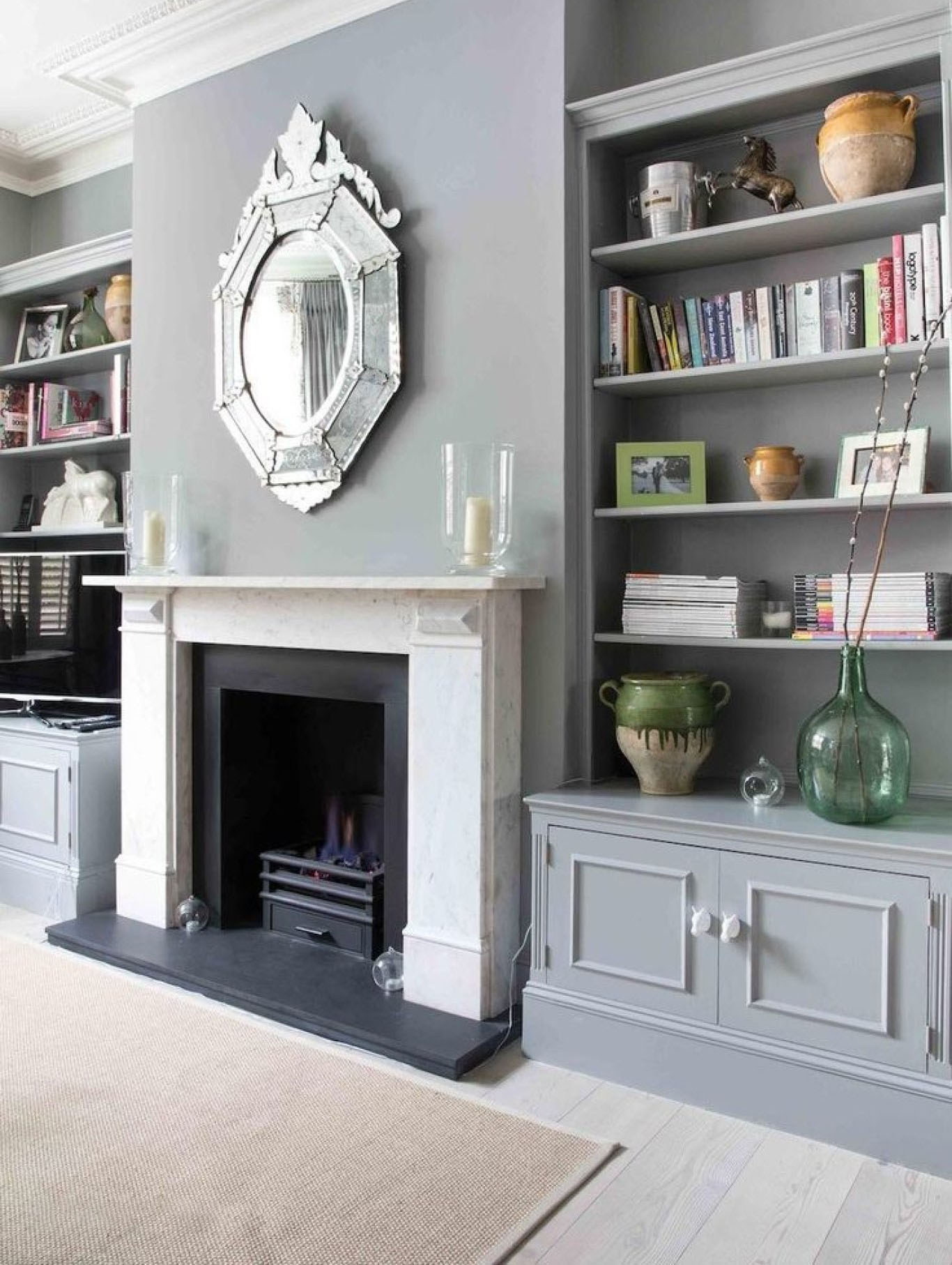 Traditional Alcove Units