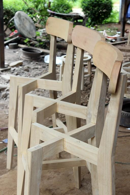 35+ Cara Membuat Kursi Kayu Panjang Sederhana